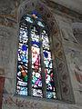 Bermatingen Pfarrkirche Fenster Christus als Sieger.jpg