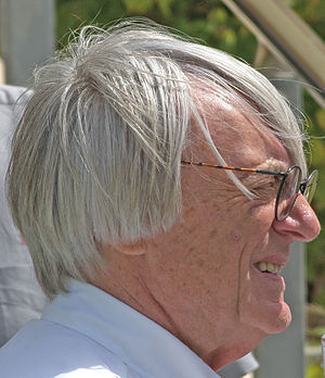 "Bernie Ecclestone, known as the ""F1 Supre..."
