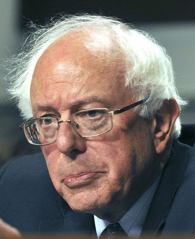 From commons.wikimedia.org/wiki/File:Bernie_Sanders_2014_%28cropped%29.jpg: Bernie Sanders, From Images