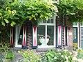 Beuningen (Gld) dubbel woonhuis van Heemstraweg 72-74 detail voorgevel, nr 74.JPG