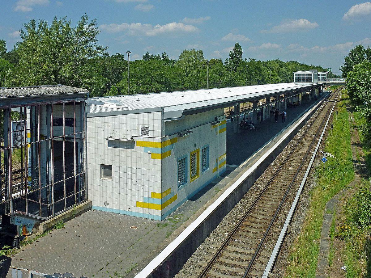 Stazione Di Berlino Marzahn Wikipedia