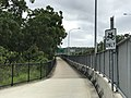 Bicycle path along M5 Western Freeway in Brisbane, Australia.jpg
