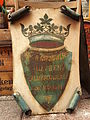 Bierbrouwerij Hoybens, De Kroon, old metal advertising sign.JPG