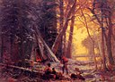 Bierstadt Albert Moose Hunters- Camp.jpg