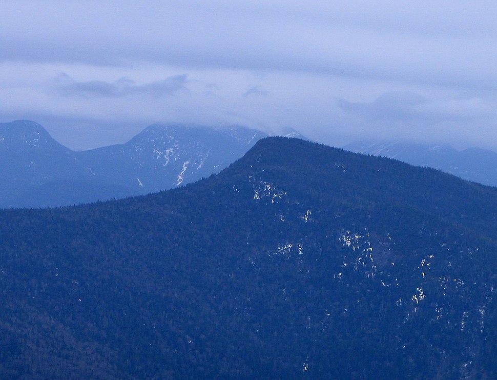 Big Slide Mountain from Cascade