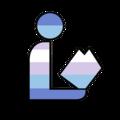 Bigender Pride Library Logo 2.png