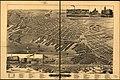 Birds-eye view of Muskegon, Michigan 1889, from Muskegon Lake looking east. LOC 75694630.jpg