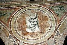 Stemma Visconteo nel Castello di Vigevano