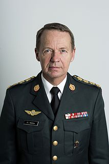 Bjørn Bisserup Danish general