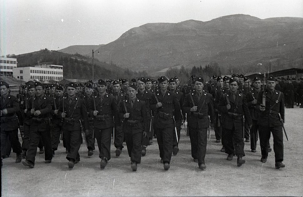 Black Legion 1942