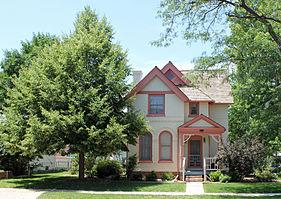 Blanche A. Wilson House