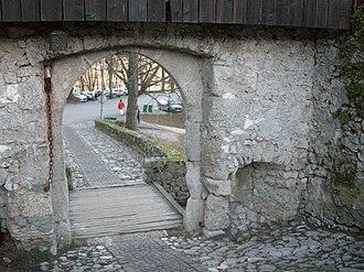 Bled Castle - Image: Blejski grad 02
