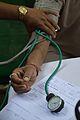 Blood Pressure Check - Howrah - 2015-04-12 7481.JPG