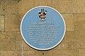 Blue plaque, The Brunswick (geograph 5914193).jpg