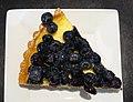 Blueberry dessert - California Palace of the Legion of Honor - San Francisco, CA - DSC02946.jpg