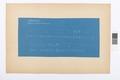 Blueprint, Hallwylska palatset - Hallwylska museet - 101073.tif