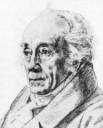 Johann Friedrich Blumenbach - Johann Friedrich Blumenbach, pencil drawing by Ludwig Emil Grimm.