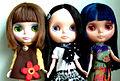Blythe dolls 2006.jpg