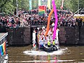 Boat 23 Be Yourself, Canal Parade Amsterdam 2017 foto 6.JPG
