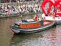 Boat 49 Vodafone, Canal Parade Amsterdam 2017 foto 16, sleepboot.JPG