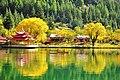 Boating at the heaven on earth - Shangrila Resorts, Skardu.jpg
