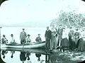 Boating party in St Andrews circa 1887.jpg