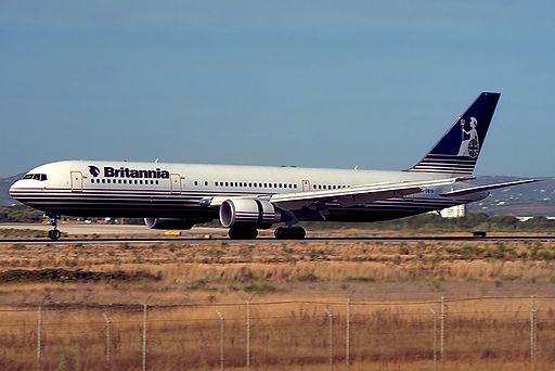 Boeing 767-304(ER), Britannia Airways JP6129938