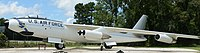 Boeing B-47 at Mighty 8th Air Force Museum, Pooler, GA, US.jpg