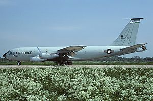 919th Air Refueling Squadron - Boeing KC-135A Stratotanker in Strategic Air Command markings