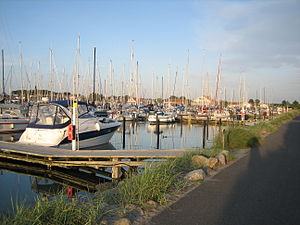 Bogense - The Marina, Bogense