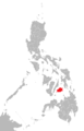 Bohol Location Map Red.png