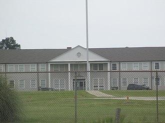 Webster Parish, Louisiana - Image: Bolin Hall, LAAP near Minden, LA IMG 7326