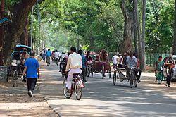Bolpur-Santiniketan Road