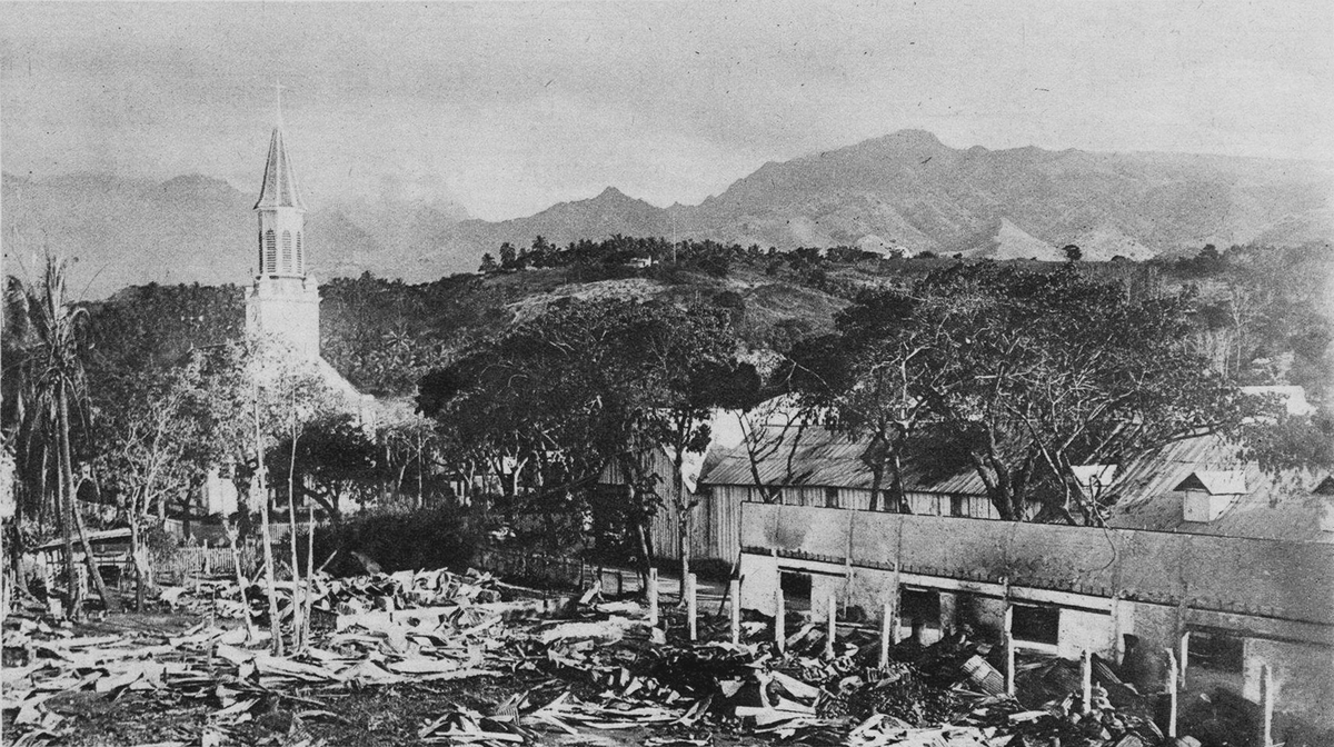 Pacific World War  Tours