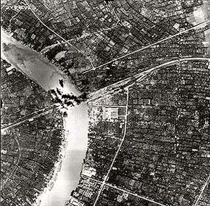 Bombing of South-East Asia (1944–45) - Bombing of Rama VI Bridge