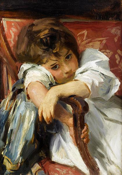 File:Bonhams - John Singer Sargent (1856-1925) Portrait of a Child 22 x 16in.jpg
