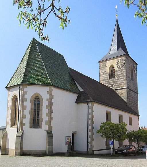 Bonlanden Georgskirche 01