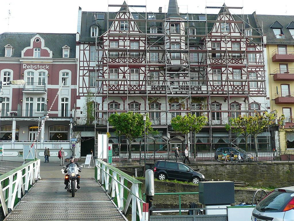 Hotel Zum Hirsch Baden Baden