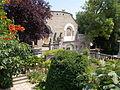 Bory Castle. Elephant Yard Terrace. - 54, Máriavölgy Rd., Öreghegy, Székesfehérvár, Fejér county, Hungary.JPG