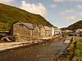 Boscastle, the youth hostel - geograph.org.uk - 1466500.jpg