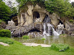Bosquet Of The Baths Of Apollo, In The Gardens Of Versailles