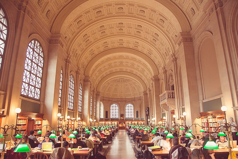 File:Boston Public Library Reading Room (17490958561).jpg