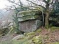 Boulders, on Sharpitor - geograph.org.uk - 1197113.jpg