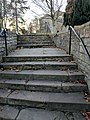 Boundary Wall, Gate, Steps And Overthrow At Church Of St Mary, Church Street, Edwinstowe (4).jpg