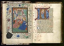 Bout Psalter-getijdenboek