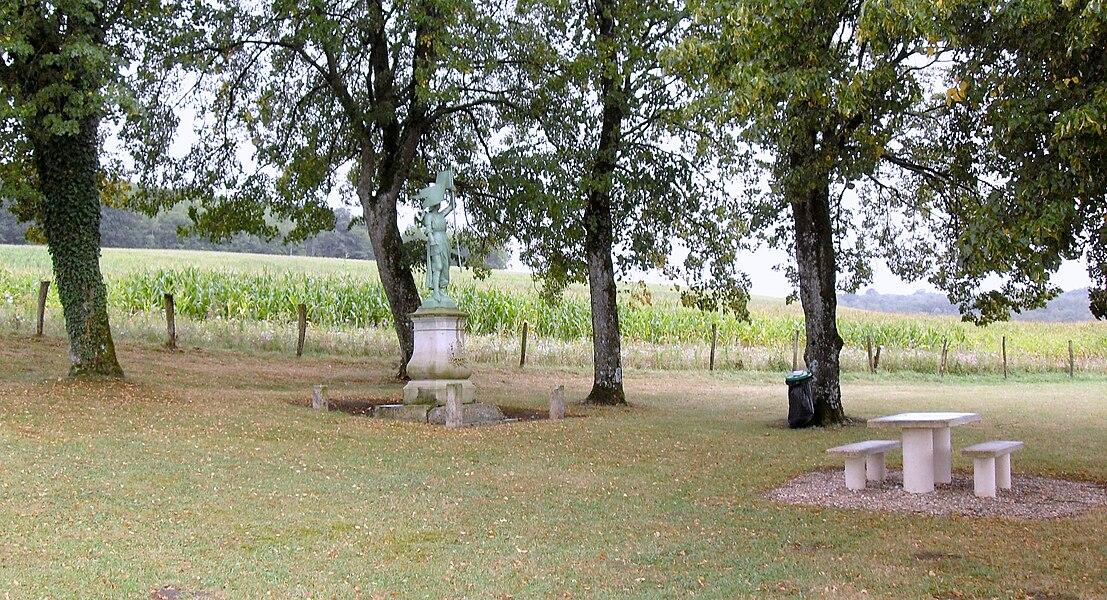 Bovée Monument