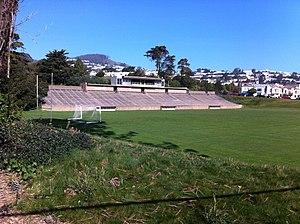 San Francisco Rush (rugby) - Image: Boxer stadium