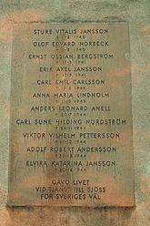 Fil:Brännkyrka kyrka minnestavla.JPG