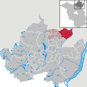 Brüssow - Image: Brüssow in UM