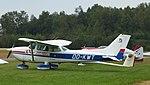 Brasschaat Cessna Skyhawk OO-KWT 01.jpg